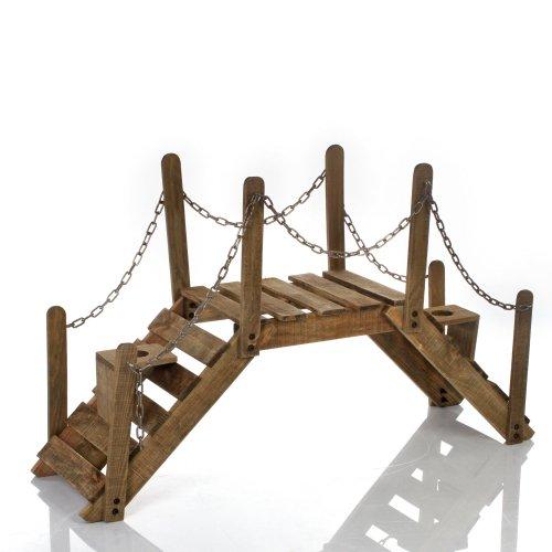 manualidades para hacer un puente para el belen
