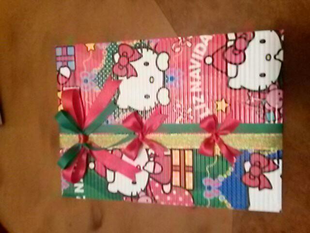 manualidades para regalar en navidad con cartulina corrugada