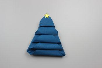 origami de servilletas