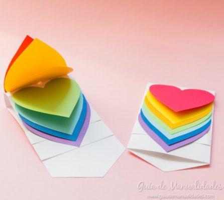 Más De 30 Ideas Para Hacer Cartas De San Valentín Top 2019