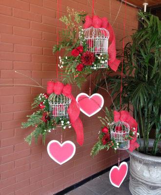 8 Ideas Fáciles De Arreglos De San Valentín Top 2019