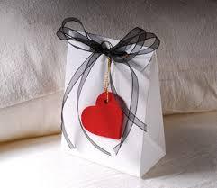 bolsas de papel para san valentin