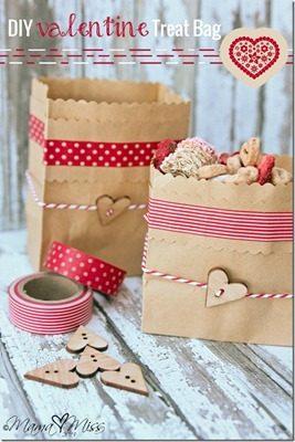 bolsas de san valentin para dulces