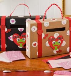 buzon maleta de san valentin