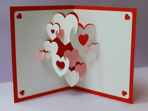 M s de 30 ideas para hacer cartas de san valent n top for Cosas especiales para regalar