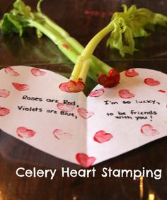 como hacer sellos originales para tarjetas