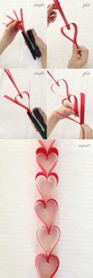 corazones de san valentin para decorar