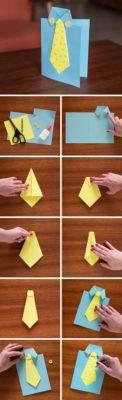 manualidades con papel para personas ancianas