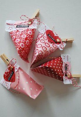 Paquetitos románticos para San Valentín de blog.holamama.es