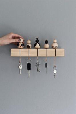 regalos originales para colgar las llaves