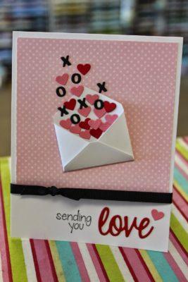 tarjeta bonita de san valentin