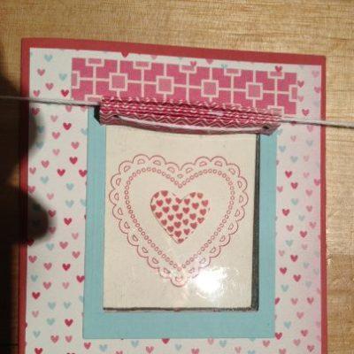 tarjeta persiana para san valentin