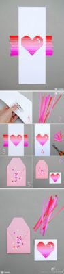 Tarjetas originales para San Valentín de Pinterest