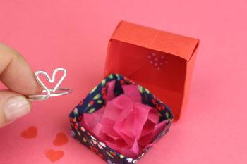 anillos de regalo de san valentin