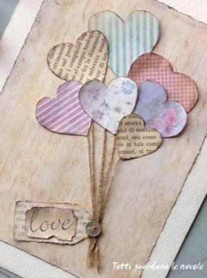 Ideas de Tarjetas de San Valentin