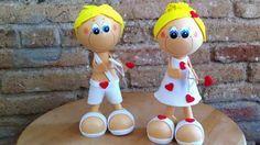 muñecas fofuchas san valentin