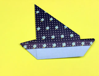 origami paso a paso en español