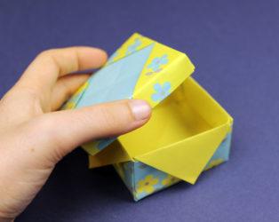 origami tutorial en español