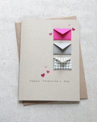 Tarjetas originales para San Valentin.