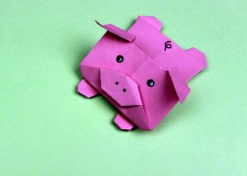 trucos del origami