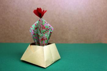 tutorial facil de origami