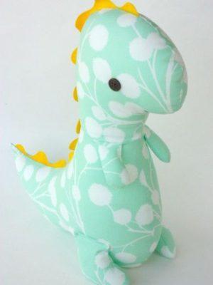 Dinosaurio de tela de blog.hobbycrafts.com.uk
