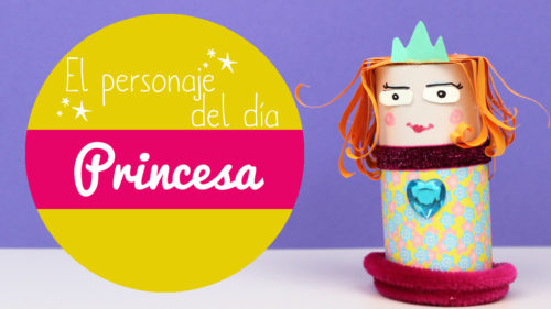 manualidades de princesas