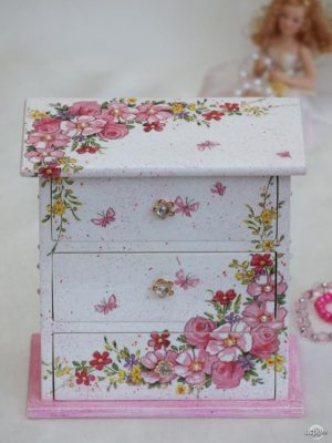 Tutoriales de decoupage