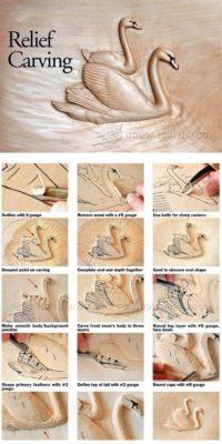 Tutoriales para tallar madera