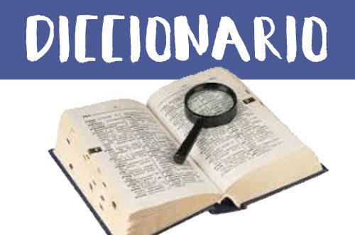 Diccionario de manualidades
