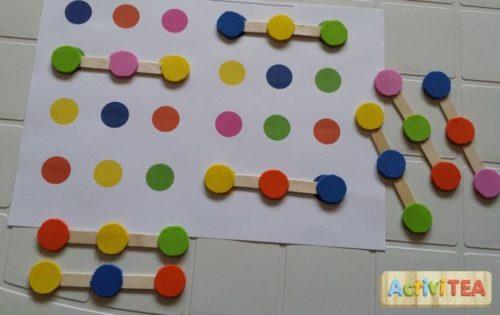Juegos educativos con goma eva de imageneseducativas.com