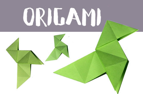 Curso de Origami