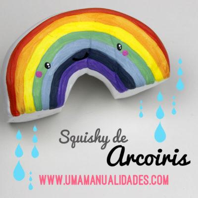 squishy de arco iris