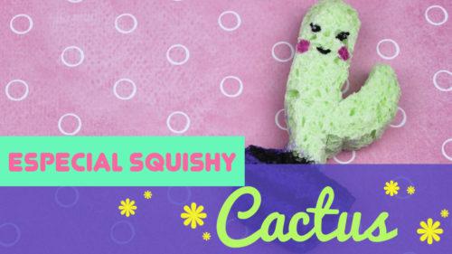 Squishy de cactus