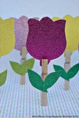 Tulipanes de Gomaeva para regalar