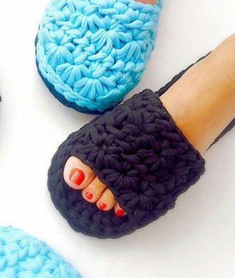 Zapatillas de trapillo