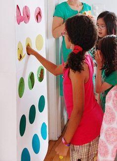 Actividades y juegos para fiestas