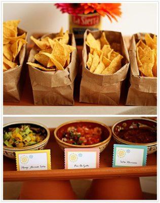Idea para fiesta Mexicana.
