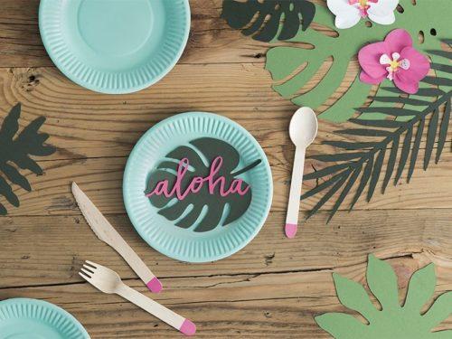 Ideas para fiestas de inspiracion Hawaiana