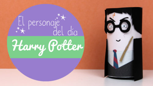 Manualidades de harry potter