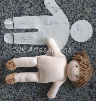 Muñecas de tela para regalar