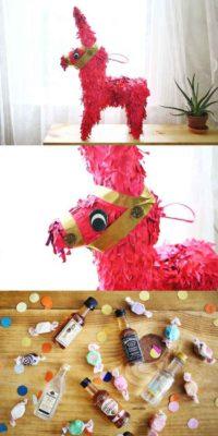 Piñata para adultos