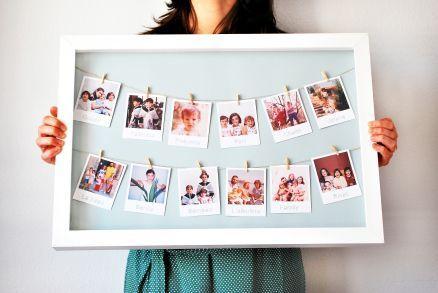Regalos originales con fotos para el día de la madre