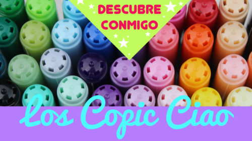 Rotuladores copic ciao