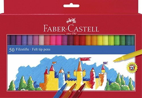 Rotuladores faber castell