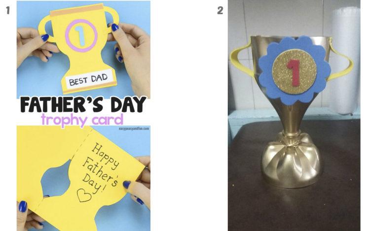 70 Ideas De Manualidades Para El Día Del Padre Top 2019