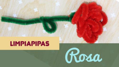 Rosas con limpiapipas