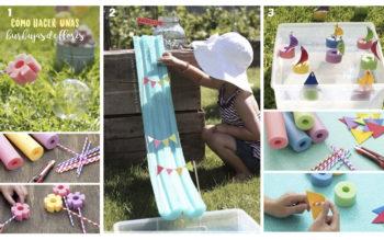 Manualidades de verano para preescolares