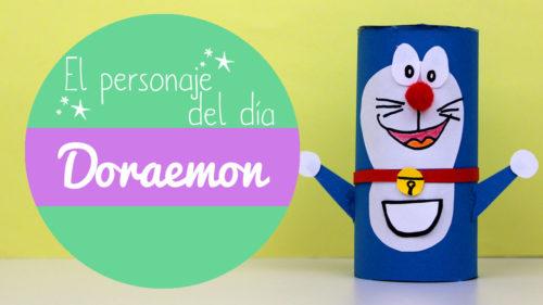 Manualidades de Doraemon