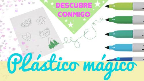 Qué es el plástico magico